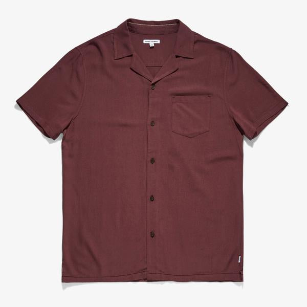 Banks Nashua SS Shirt Plum
