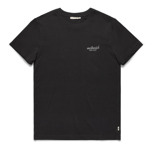 Mctavish Smell The Resin Tee Dusty Black