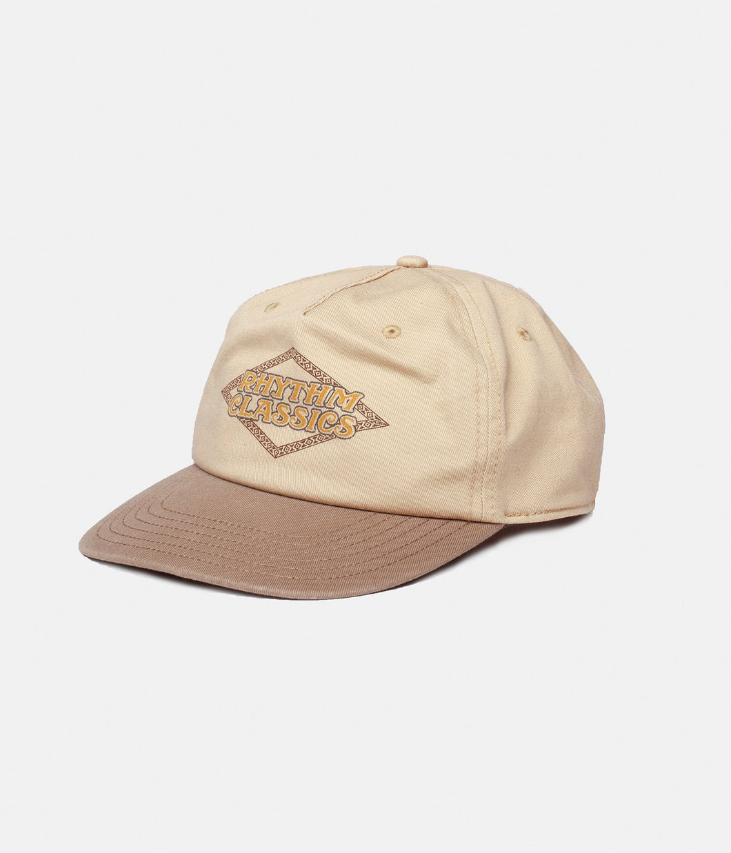Rhythm Retrospect Cap Tan