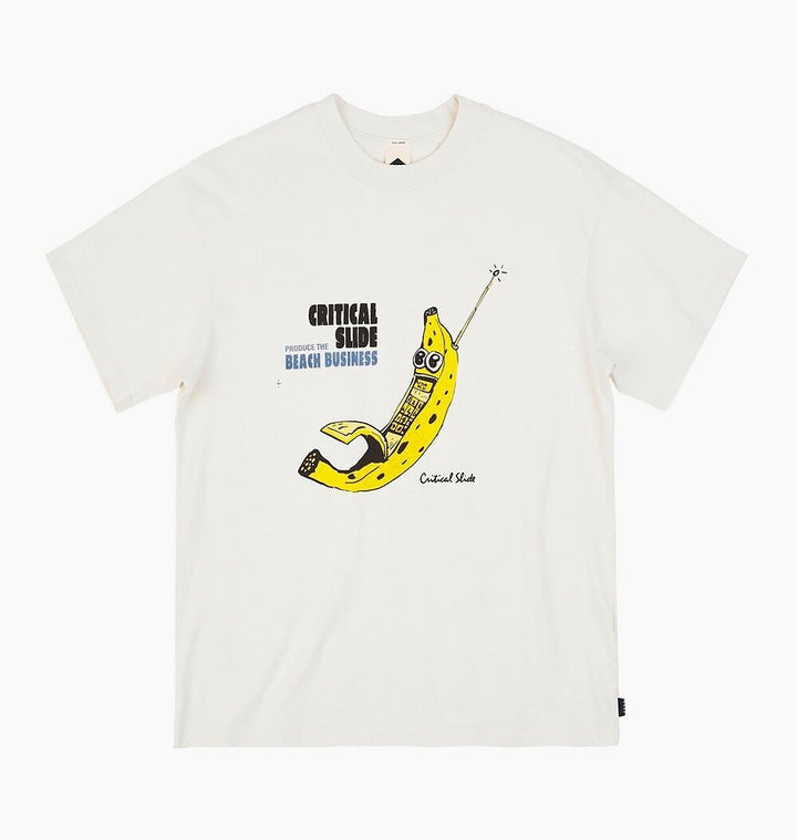 Tcss Revlover Tee Off White