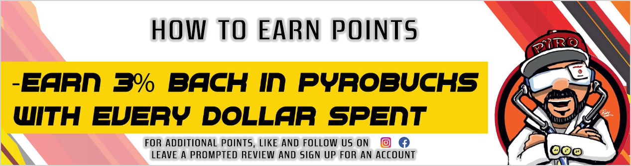 Earn PyroPoints with PyroDrone