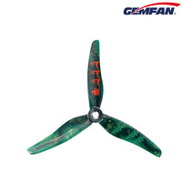 Gemfan Hurricane 51433 - Christmas Limited Edition - Santa Green