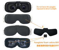 Upgrade Faceplate Foam For Fatshark HDO2 Goggles