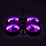 Diatone MXC Taycan V1.1 SW2812 Led Duct 3 inch LED Cinewhoop - Choose RX and Power