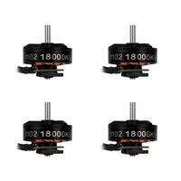 BetaFPV 1102 Brushless Motor - 18000KV - 4PC