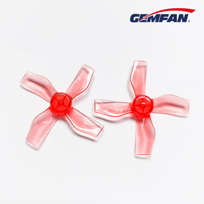 Gemfan 1220-4 31mm Quadblade 0.8mm Shaft
