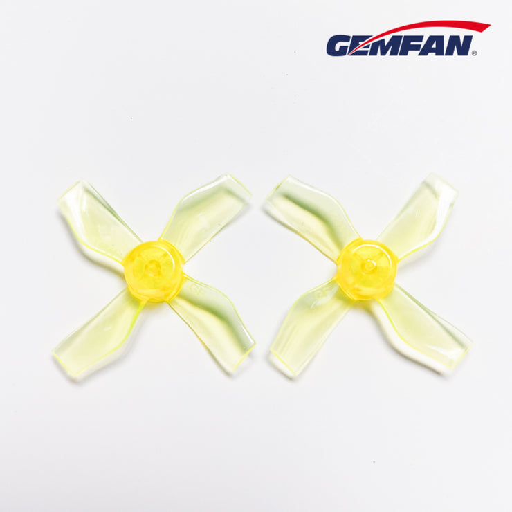 Gemfan 1220-4 31mm Quadblade 1mm Shaft