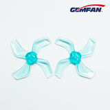 Gemfan 1636-4  40mm Quadblade 1mm Shaft