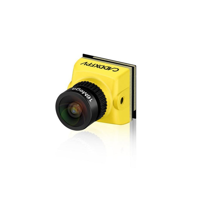 Caddx Baby Ratel Starlight HDR 1200TVL Nano FPV Camera (1.8mm) - Yellow