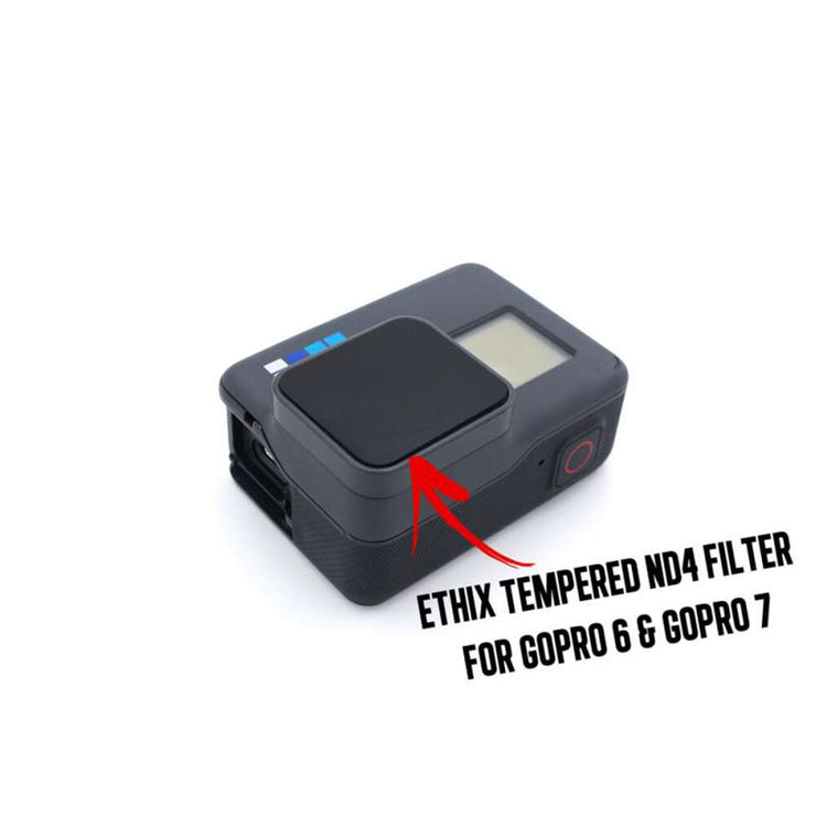 ETHIX Tempered ND4 for GoPro 6 & 7