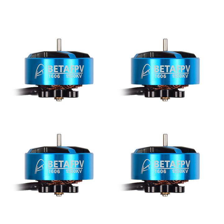 BETAFPV 1606-1550KV Brushless Motors (4pcs)