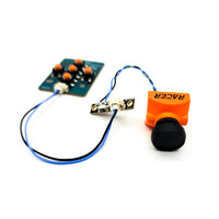 RunCam Key-Board Extension with Selector Button 20*20mm