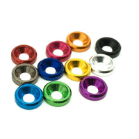 M3 Countersunk Washer (5 Pcs.) - Choose Color