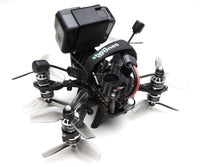 "Shen Drones Big Baby 3"" Frame - Carbon and Hardware Only"