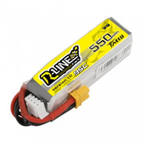Tattu R-Line 550mAh 11.1V 95C 3S1P Lipo Battery Pack with XT30 Plug