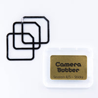 Camera Butter Replacement Adhesive for GoPro Session - 3PCS