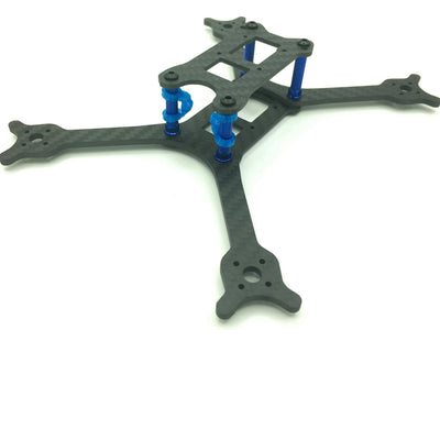"HyperLite Tooth Fairy 4"" Race Frame 14xx Pattern"