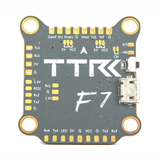 TransTEC F7 F722 Flight Controller OSD MPU6000 30x30mm