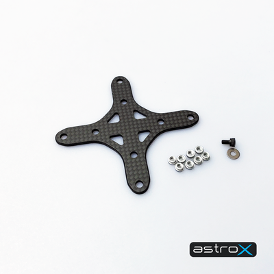 Reinforce X Brass 2mm + Alu6061 hardware set for X