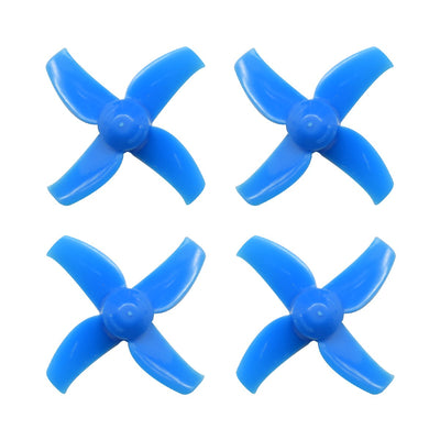 40mm 4-blade 2S Whoop Propellers (1.5mm Shaft Hole)
