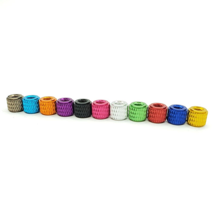 5MM THREADED ANODIZED STACK SPACER (5 Pcs.)