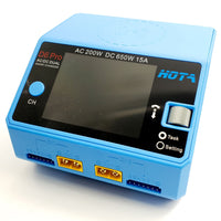 HOTA D6 PRO Charger AC200W DC650W 15A