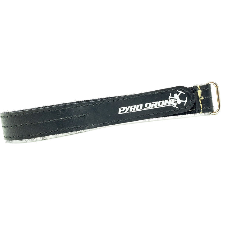 Pyrodrone 250mm Kevlar Stitch Battery Strap Metal Buckle