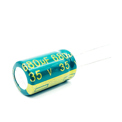 CHENXING 680UF 35V LOW ESR CAPACITOR