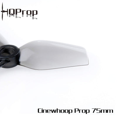 HQ Durable 75mm Prop Duct-3 for Cinewhoop (2CW+2CCW)-Poly Carbonate