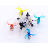 NewBeeDrone Azi Micro Props Tri-Blade - 1.0mm Shaft - (2CW+2CCW)