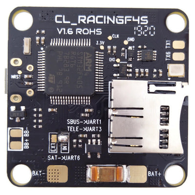 CL Racing F4S Flight Controller PDB OSD AIO V1.6