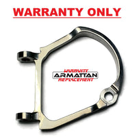 WARRANTY ONLY - Armattan Gecko Titanium Left Brace