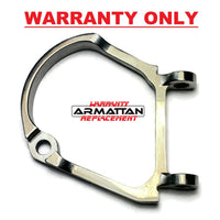 WARRANTY ONLY - Armattan Gecko Titanium Right Brace