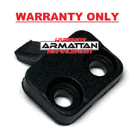 WARRANTY ONLY - Armattan Gecko Rubber VTX Antenna Mount