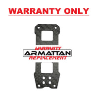 WARRANTY ONLY - Armattan Gecko Top Plate