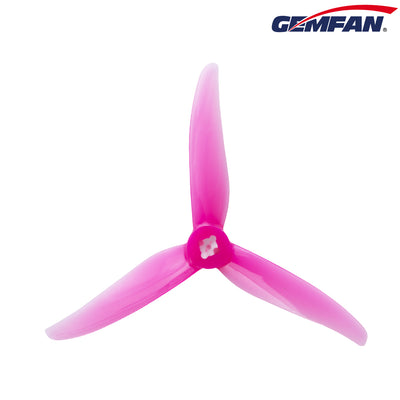 "GEMFAN Hurricane 4023 3-BLADE 4"" Durable PROP 2CW 2CCW (CHOOSE COLOR)"