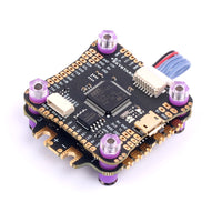 Skystars F4 F405 Flight controller and 45A Blheli-S ESC fly tower stack - 30x30mm