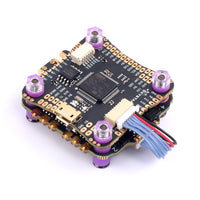 Skystars F4 F405 Flight controller and 55A Blheli-S ESC fly tower stack - 30x30mm