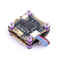 Skystars F7 F722 Flight controller and 45A Blheli-32 32bit ESC fly tower stack