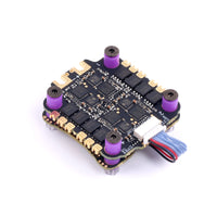 Skystars F7 F722 Flight controller and 60A Blheli-32 32bit ESC fly tower stack