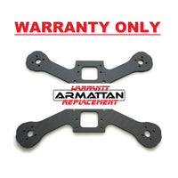 "WARRANTY ONLY - Armattan Japalura 3"" Main Plate"