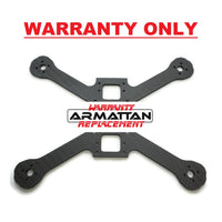 "WARRANTY ONLY - Armattan Japalura 4"" Main Plate"