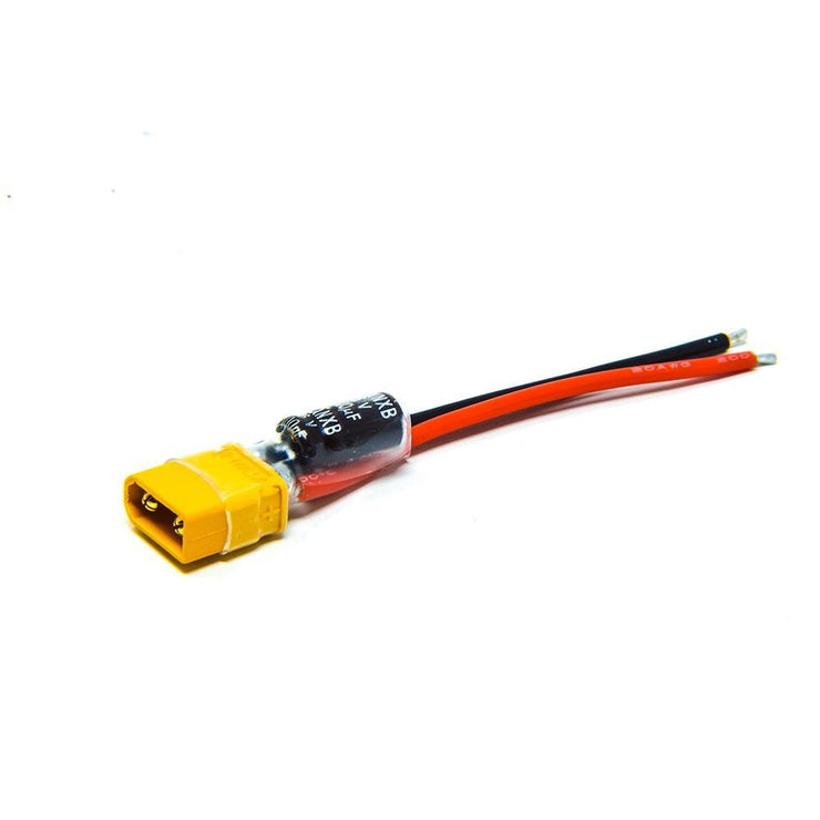 HappyModel XT30 Pigtail w/ Capacitor For Crazybee AIO Boards
