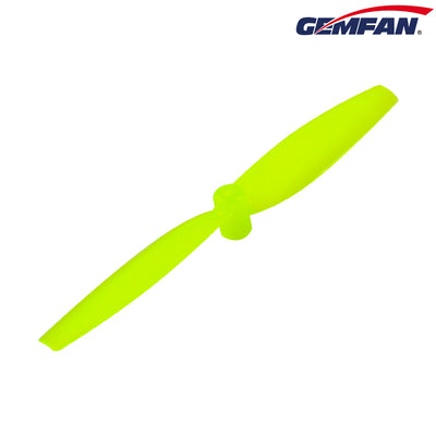 GEMFAN 65MM PROP WITH 1.5MM HUB (CHOOSE COLOR)