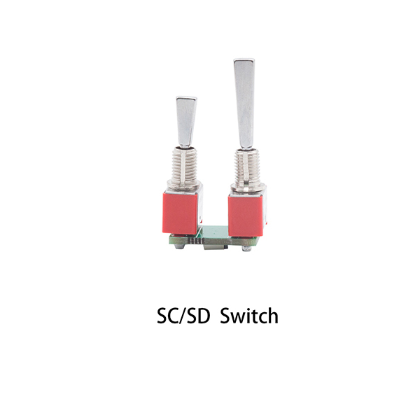 Replacement SC-SD Switches for Jumper T16/T16 Pro