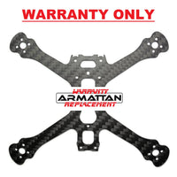 WARRANTY ONLY - Armattan Tadpole 65mm / 2.5 inch Main Plate