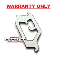 WARRANTY ONLY - Armattan Tadpole Aluminum Tail Post