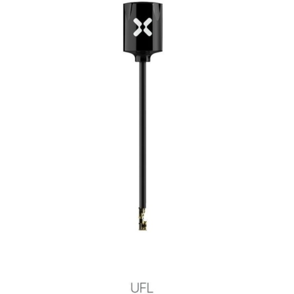 Foxeer Micro Lollipop FPV Antenna 5.8G 2.5dBi High Gain - u.Fl - RHCP