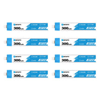 BETAFPV BT2.0 300mAh 1S 30C Battery (8PCS)