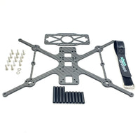 "Shen Drones Squirt V2 3"" Cinewhoop Frame - Carbon & Hardware Only (Ducts Sold Separately) - Choose Version"